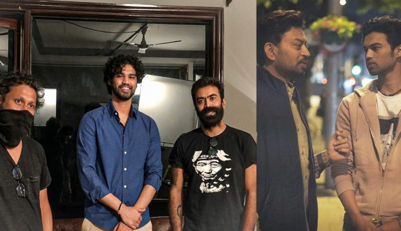 Babil Khan will work on his next film with collaboration Shoojit Sircar and Ronnie Lahiri