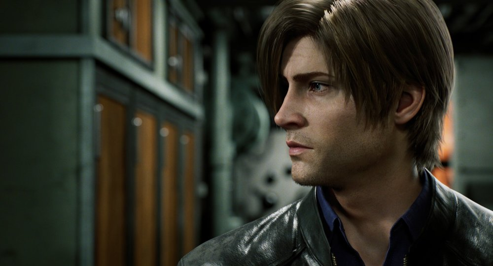 resident evil netflix series new images show leon and claire hsv7