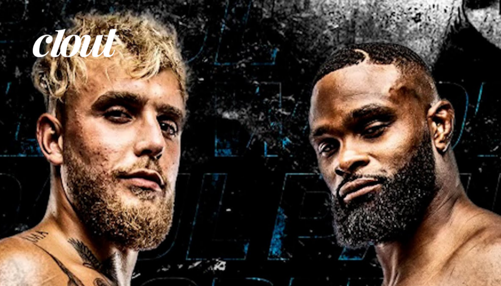Jake Paul Set To Have Tyron Woodley Rematch But He Has A Condition