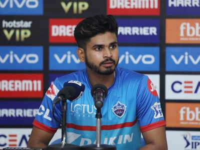 """""""Whenever there is pressure,there is challenge,and I like that"""" - Shreyas Iyer"""