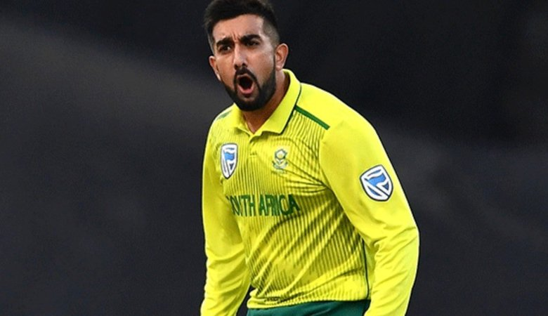 """IPL 2021 : I will try to bring my """"positive vibe"""" here at RR as well - Shamsi"""