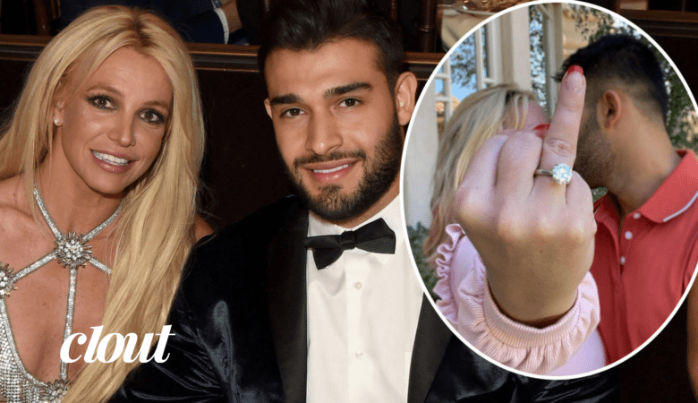 Britney Spears Fans Worried If Sam Asghari Is A Gold Digger As Singer Gets Engaged