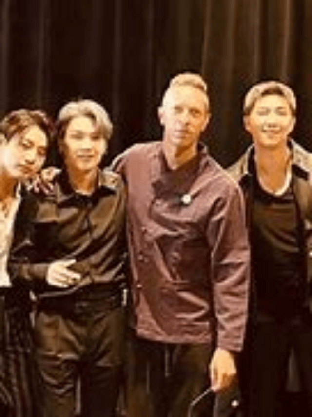 10 Times Proven BFF's BTS And Coldplay