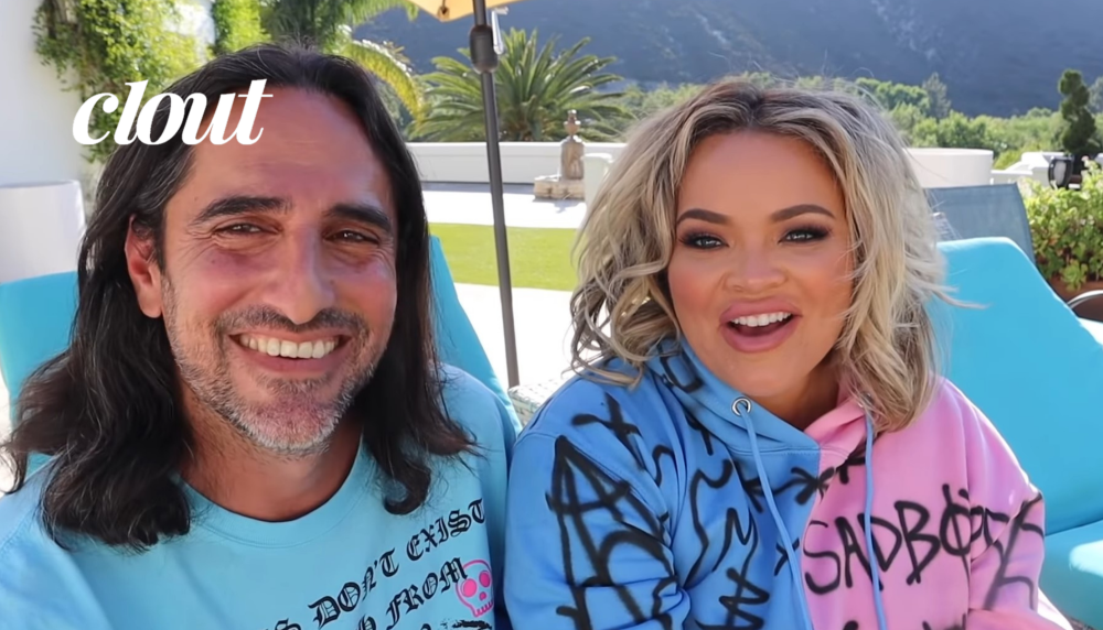 Moses Hacmon Responds To Cheating Allegations On Trisha Paytas