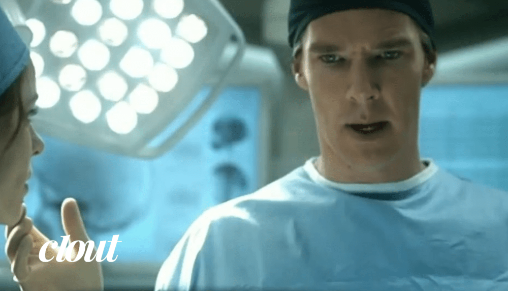 Doctor Strange Fights Evil By Performing Magic Surgery