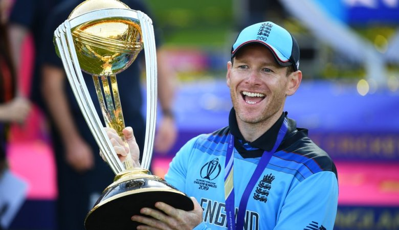 """""""I will drop myself if that helps England to win the World Cup"""" - Eoin Morgan"""