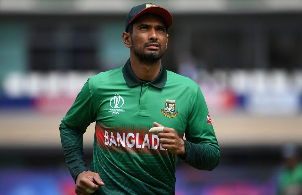 """T20 World Cup : Mahmudullah out of first warm-up match due to """"back pain"""""""