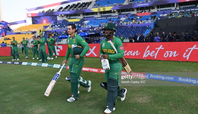 South Africa captain talks about Quinton de Kock's decision to not take the knee