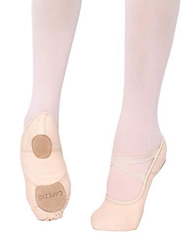 Capezio Hanami Ballet Shoe - Size 10M, Light Pink