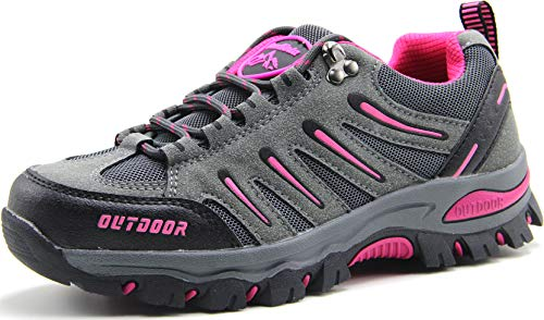 BomKinta Women's Hiking Shoes Anti-Slip Lightweight Breathable