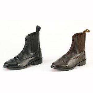 EQUISTAR Ladies All-Weather Zip Paddock 7.5 Black