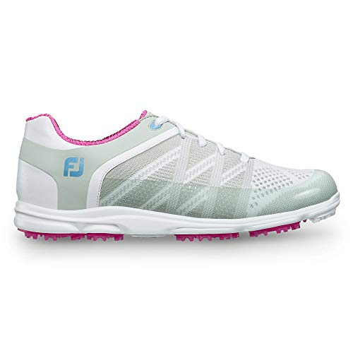 FootJoy Women's Sport SL-Previous Season Style Golf Shoes White
