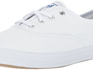 Keds Women's Champion Original Canvas Lace-Up Sneaker