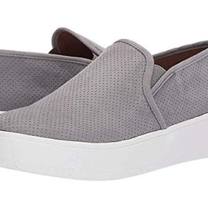 Steve Madden Women's Gracy Slip-on Sneaker Light Grey