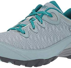 Ahnu Women's W Sugarpine II AIR MESH Hiking Shoe Grey