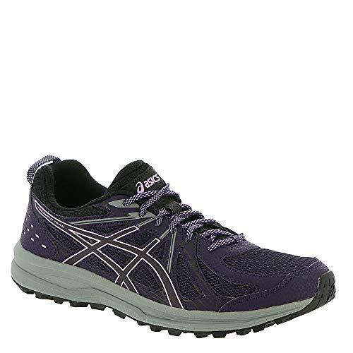 ASICS Frequent Trail Women's Running Shoe, Night Shade/Black