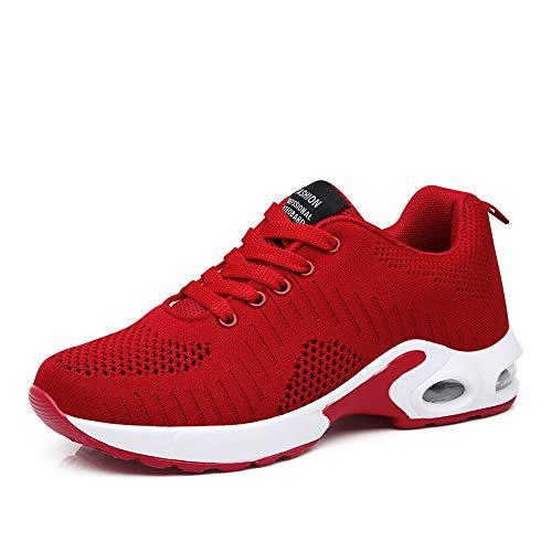 HENGVIE Womens Running Shoes Lightweight Fashion Sport Casual