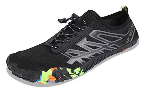 Water Sports Shoes for Women Men Aqua Shoes Quick Dry Socks