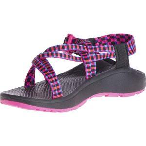 Chaco Women's Zcloud X Sport Sandal, Tartan Magenta