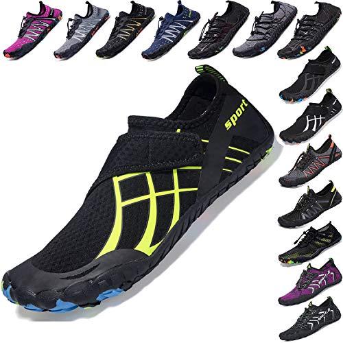 Mens Women Water Sport Shoes Barefoot Quick-Dry Aqua Socks
