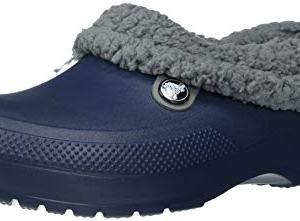 Crocs Blitzen III Clog, Navy/Slate Grey