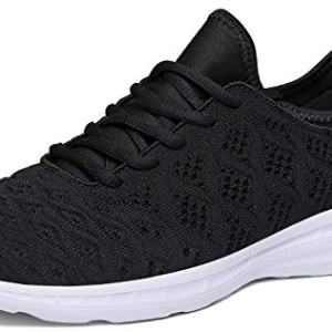 JOOMRA Women Tennis Shoes Lightweight for Ladies Gym Jogging Snikers