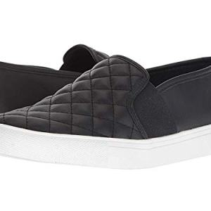 Steve Madden Women's Ennore Slip-on Sneaker Black