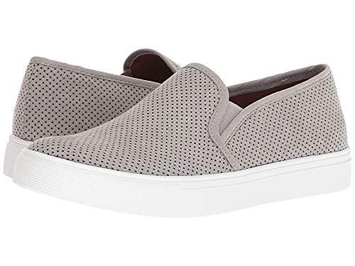Steve Madden Women's Zarayy Slip-on Sneaker Light Grey