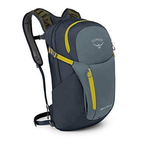 Osprey Packs Daylite Plus Daypack, Stone Grey