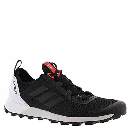 adidas outdoor Terrex Agravic Speed Trail Running Shoe - Women's Black/Black/Black, 7.0