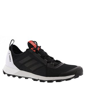 adidas outdoor Terrex Agravic Speed Trail Running Shoe - Women's Black/Black/Black, 7.0