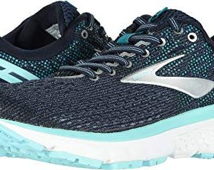 Brooks Women's Ghost 11 Navy/Grey/Blue