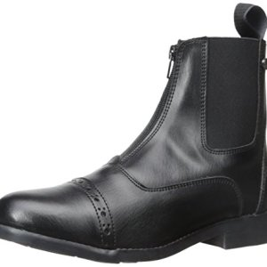Equistar - Ladies' Zip Paddock Boot (All Weather)