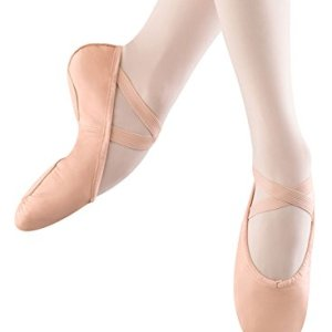 Bloch Prolite II Leather, Pink, 7 B US
