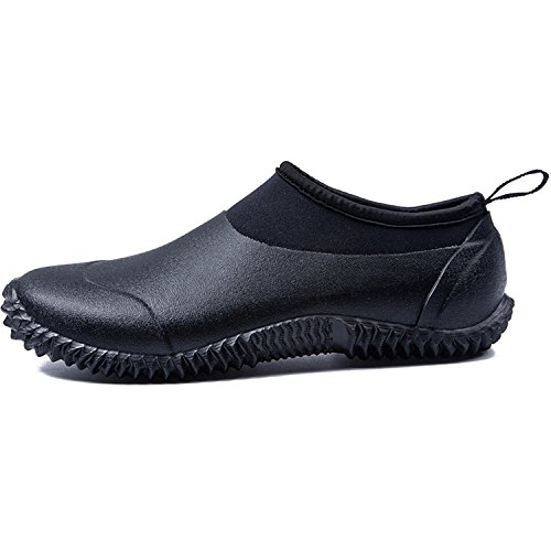 JOINFREE Womens Waterproof Rain Shoes Leisure Garden Shoes