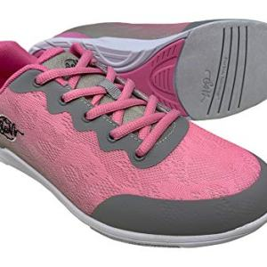 SaVi Bowling Women's Savannah Pink/Grey Bowling Shoes