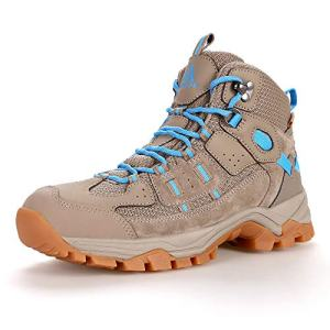 HUMTTO Hiking Boot Women Waterproof Lightweight Outdoor Climbing