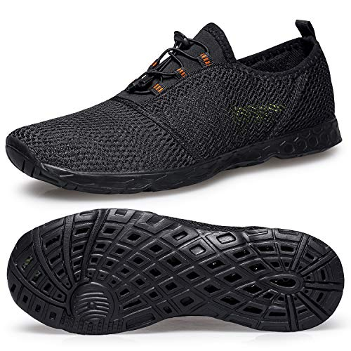 Men's Water Beach Shoes-Barefoot Quick Dry Water Shoes for Men