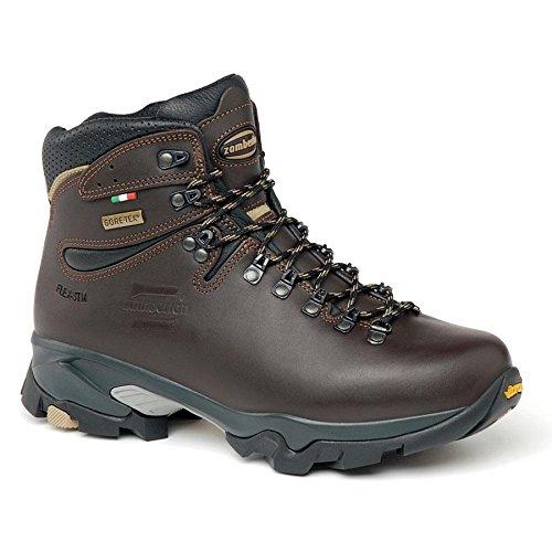 Zamberlan Women's Vioz GT Hiking Boot,Dark Brown