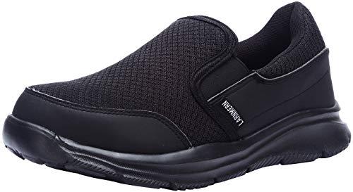 LARNMERN Steel Toe Water Proof Shoes Women