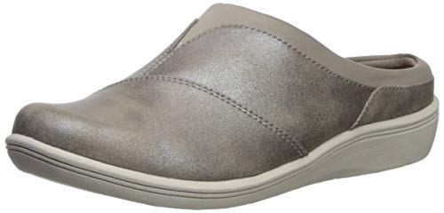 Copper Fit Women's Restore Mule Shoe, Taupe