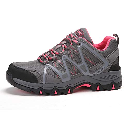 TFO Women's Lightweight Breathable Non-Slip Hiking Running Shoe