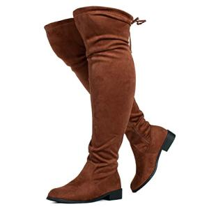 RF ROOM OF FASHION Stretchy Over The Knee Riding Boots