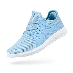 Troadlop Womens Fashion Sneakers Ultra Lightweight Knitted Running Shoes
