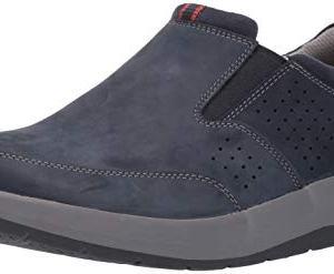 CLARKS Men's Shoda Free Waterproof Slip-on Sneaker