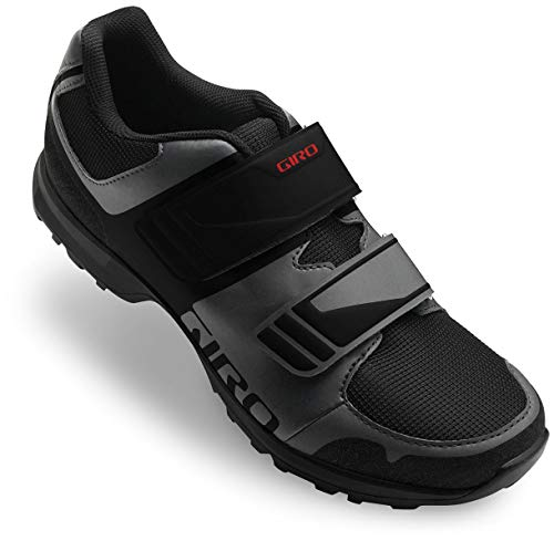 Giro Berm Cycling Shoes - Men's Dark Shadow/Black