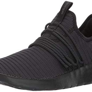 adidas Men's Lite Racer Adapt Shoes, Black/Grey