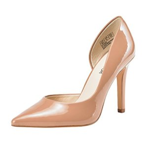JENN ARDOR Stiletto High Heel Shoes for Women: Pointed, Closed Toe
