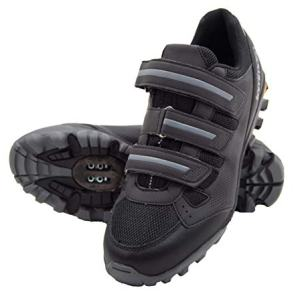 tommaso Vertice Men's All Mountain Vibram Sole Mountain Bike Shoes