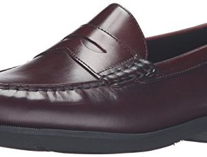 Rockport Men's Modern Prep Penny Loafer Burgundy
